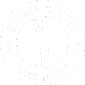 Studio Center Voice Talent logo