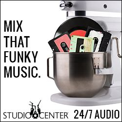 mix that funky music ad